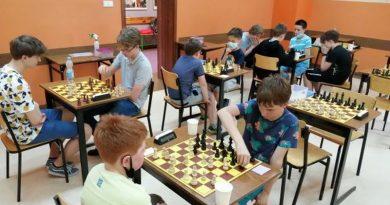 Turniej szachowy o mistrzostwo szkoły w roku szkolnym 2020/2021